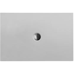 Duravit Rechteck-Duschwanne DURAPLAN bodenbündig 1200 x 800 x 35 mm weiß