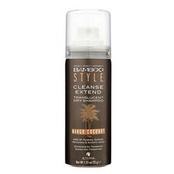 Alterna Bamboo Style Cleanse Extend Translucent Dry Shampoo Mango Coconut 35g