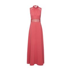 Vera Mont Damen Kleid pfirsich, Größe 36, 4533800