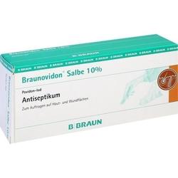 BRAUNOVIDON Salbe 100 g