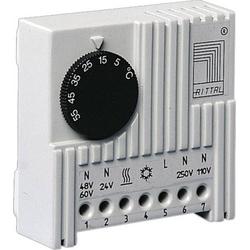 Rittal 3110.000 19 Zoll Netzwerkschrank-Temperaturregler Grau