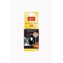 Melitta Perfect Clean Reinigungstabs für Kaffeevollautomaten 4 Stück