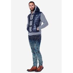 Cipo & Baxx Slim-fit-Jeans mit einzigartiger Waschung 30