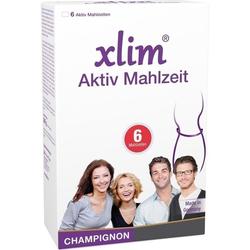 xlim Aktiv Mahlzeit Champignon