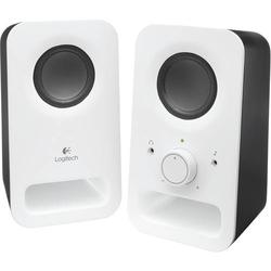 Logitech Z150 2.0 PC-Lautsprecher Kabelgebunden 3W Weiß