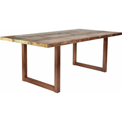 SIT Esstisch Tops braun Holz-Esstische Holztische Tische Tisch