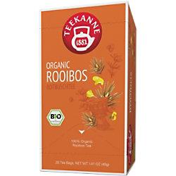 TEEKANNE Bio Roiboos Tee Packung mit 20 Stück