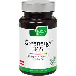 Nicapur Greenergy 365 Kapseln