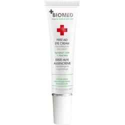 BIOMED Erste Hilfe hypoallergene Augenpflege Creme 15 ml