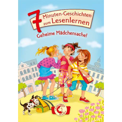 Loewe 7-Min.-Gesch. Lesenlernen Geheime Mädchensache!