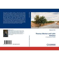 Thomas Merton and Latin America als Buch von Malgorzata Poks/ Ma gorzata Poks
