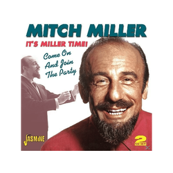 Mitch Miller - IT'S MILLER TIME COME.. (CD)