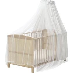 Playshoes Insektenschutz, Mückennetz für Kinderbetten, Himmelbett, weiß