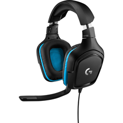 Gaming-Headset Logitech G432 7.1 Surround Sound Wired