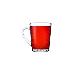 Neuetischkultur Teeglas Teeglas Ruby 2er-Set, Glas