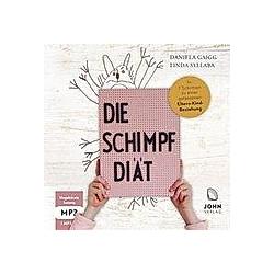 Die Schimpf-Diät  1 Audio-CD  MP3 - Hörbuch