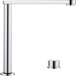Blanco Küchenarmatur ELOSCOPE-F II Hochdruck, versenkbare Vorfensterarmatur