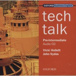 Tech Talk - Pre-Intermediate / CD