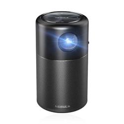 Anker Nebula Capsule DLP Pocket-Beamer 100lm WVGA 1500:1 Android 7.1 Schwarz
