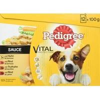 Pedigree Vital Protection in Sauce 12 x 100 g
