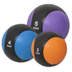 Medizinball Set 3 kg bis 5 kg