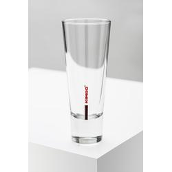 Kimbo Milchkaffee Glas