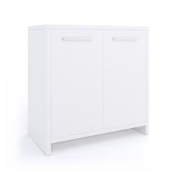 Vicco Waschbeckenunterschrank Waschtischunterschrank Kiko Unterschrank Waschbecken Waschtisch Bad Weiß