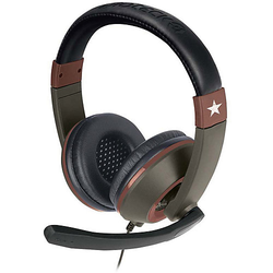 Stereo Headset XH-100 Wired, Military Edition