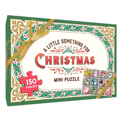 A Little Something for Christmas: 150 Piece Mini Puzzle