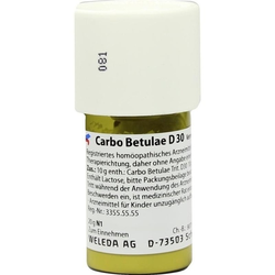 CARBO BETULAE D30