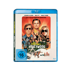 Once Upon A Time In... Hollywood Blu-ray