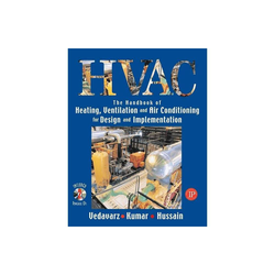 The Handbook of Heating, Ventilation and Air Conditioning for Design and Implementation - 4th Edition (Paperback)