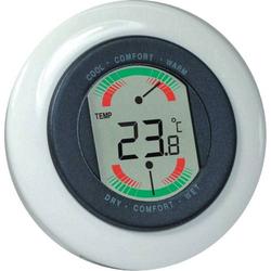 Techno Line WS 9412 Thermo-/Hygrometer Weiß
