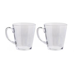 Teeglas aus Polycarbonat 300 ml 2 Stück