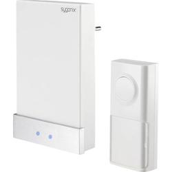 Sygonix 1417379 Funkklingel Komplett-Set batterielos