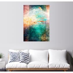 Posterlounge Wandbild, Begeistert 100 cm x 130 cm