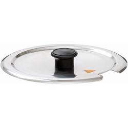 Bartscher Hotpot Deckel, Edelstahldeckel für Bartscher Hotpot, für 6,5 Liter Topf