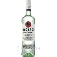 Bacardi Carta Blanca 1,0 l