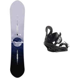 Burton - Pack Day Trader 2021 - Snowboard Sets inkl. Bdg.