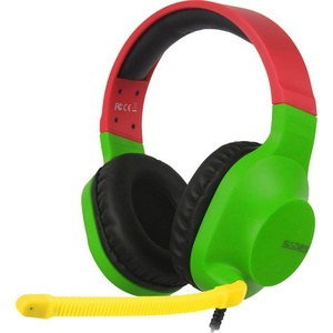 Sades Spirits SA-721 Gaming-Headset (Kompatibel mit PS4, PS5, Xbox One, Xbox Series X/S und Nintendo Switch) bunt