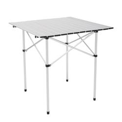 FCH Campingtisch, 70cm Aluminium Campingtisch Rolltisch Klapptisch Falttisch Gartentisch klappbar