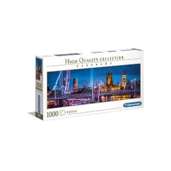 Clementoni® Puzzle Clementoni - London Panorama, 1000 Teile Puzzle, 1000 Puzzleteile