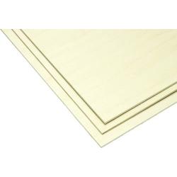 Pichler Birken-Sperrholz (L x B x H) 600 x 300 x 1.5mm 2St.