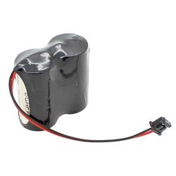 Ersatzbatterie passend für die Mitsubishi Electric Batterie BAT6V1, Mitsubishi Electric MR-J4 Battery 6V/1800mAh