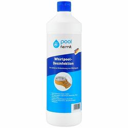 FERMIT Whirlpool-Desinfektion - Flasche 1 Liter - 09126