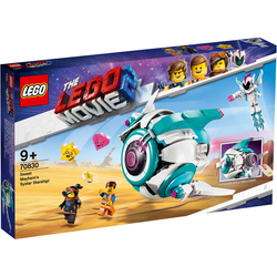 THE LEGO MOVIE 2 70830 Sweet Mischmaschs Systar Raumschiff