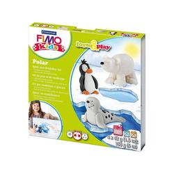 STAEDTLER Knete FIMO kids Form & Play Polar
