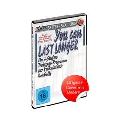 """""""You can last longer"""""""