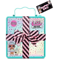 MGA Entertainment L.O.L. Surprise Deluxe Present Surprise Teal