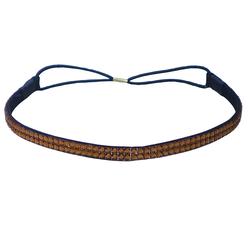 Comair Haarband braun